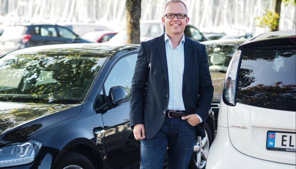 DIESL MEST POPULÆRT: Dieselbiler er det som selger raskest når de legges ut på Finn, konstaterer Eirik Håstein i Finn Bil. Foto: Finn.no