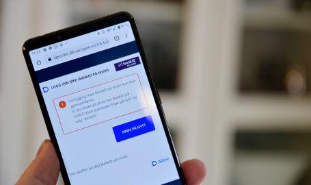 BankID-trøbbel hos Telenor