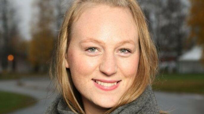 Siri Persheim Kola er kommunikasjonsrådgiver i Trygg Trafikk.