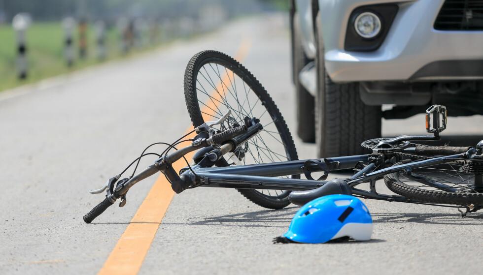SJELDNERE: Mange færre personer til fots og sykkel døde i trafikken i 2020, sammenlignet med for eksempel årtusenskifet. Foto: Shutterstock/NTB