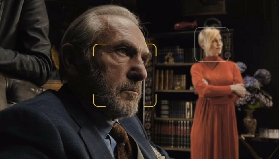 Cinematic-modus kan automatisk bytte over fokus når basert på kunstig intelligens. På Pro-modellene kan du dessuten endre fokus etter at du har filmet. Foto: Apple