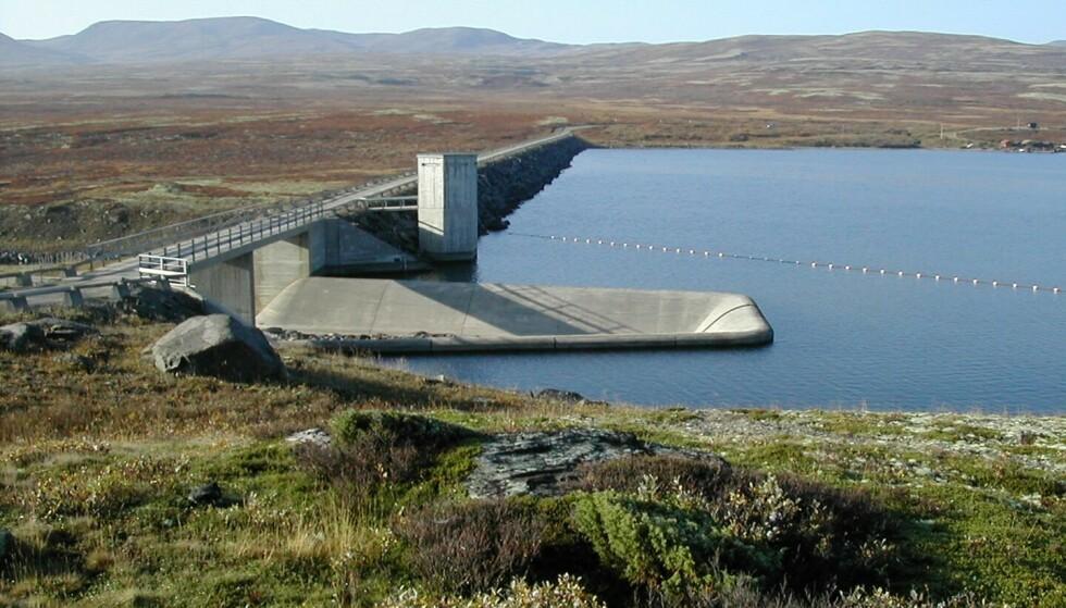 STATUSRAPPORT: Hver uke kommer NVE med vannmagasinsstatistikk, og dette har mye å si for strømprisen du må betale. Foto: NVE
