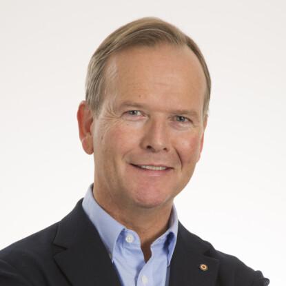 RØYKVARSLER: Administrerende direktør i Brannvernforeningen, Rolf Søtorp. Foto: Brannvernforeningen.