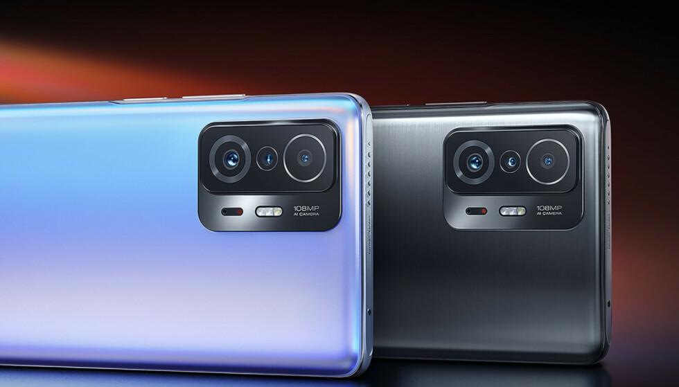 SUPERHURTIGLADING: Xiaomi setter en ny standard for hurtiglading av mobiltelefoner. Foto: Xiaomi