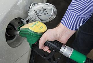 Så mye har bensinprisene økt