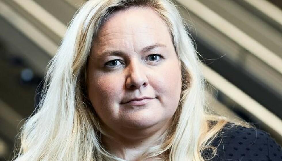 Kristin Hovland, kommunikasjonssjef i Komplett. Foto: Komplett