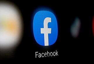 Vil ikke bruke Facebook