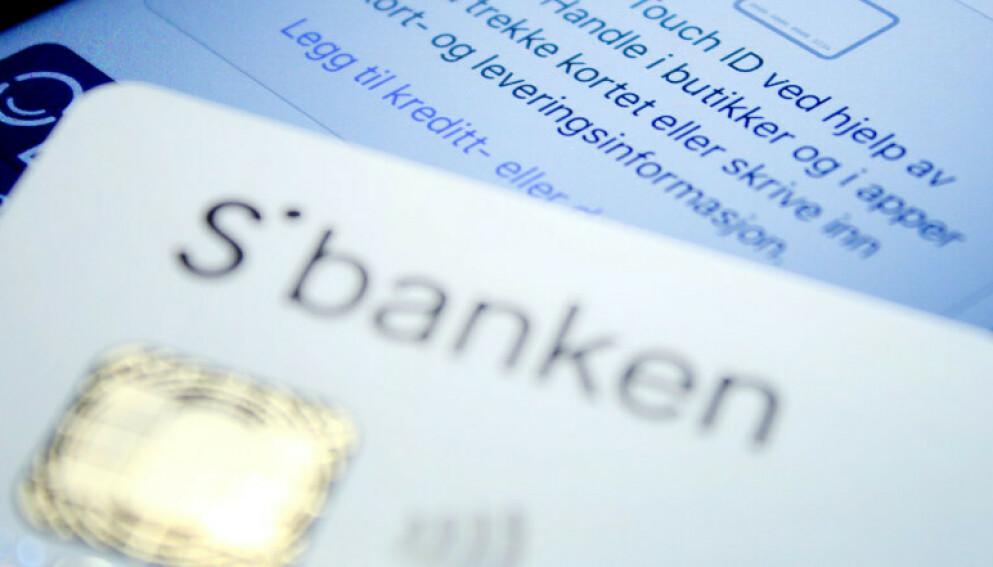 GARANTERER: Vi gjør ingen renteendring, vi har tross alt lovet rentegaranti ut året, sier Sbanken. Foto: Ole Petter Baugerød Stokke