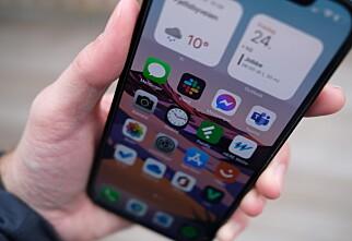 Brukere raser etter iOS 15-oppdatering