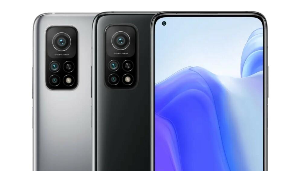 STOPPER SALGET: Både Komplett og Power vraker nå fjorårsmodellen Xiaomi Mi 10T 5G fra sine sortimenter. Foto: Xiaomi