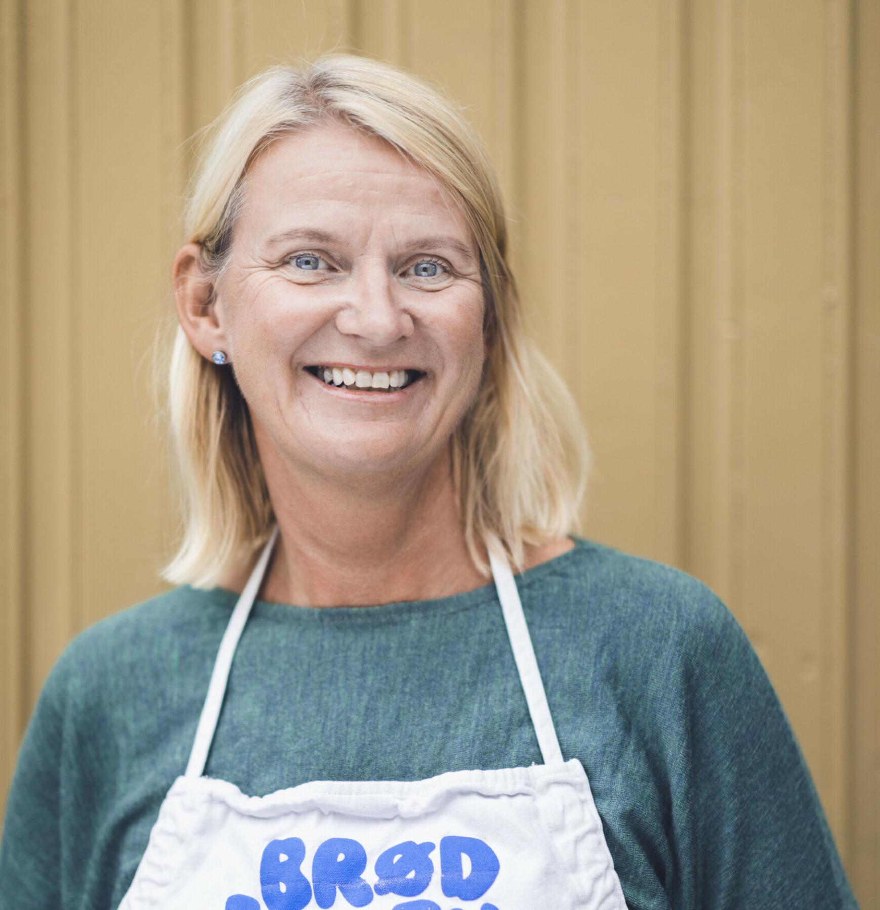 OPPBEVARING: Daglig leder i Opplysningskontoret for brød og korn, Torunn Nordbø. Foto: Brodogkorn.no