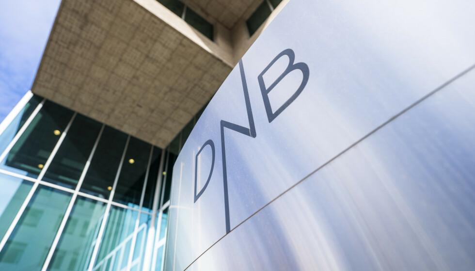 OPP: DNB setter opp renta etter torsdagens rentemøte. Foto: Håkon Mosvold Larsen / NTB