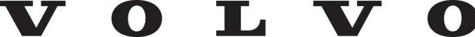 IKKE DENNE: Logoen med versaler har Volvo brukt i ett års tid.