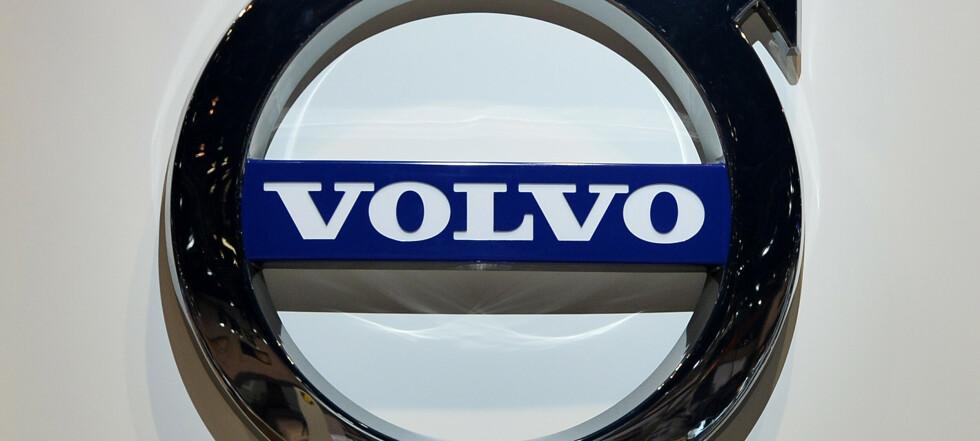 Nå får Volvo ny logo