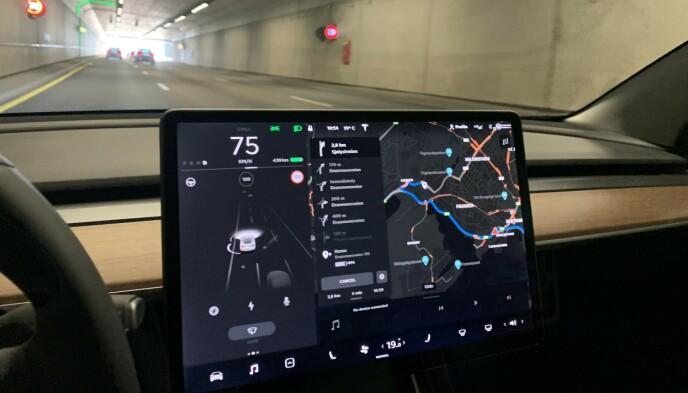 NAVIGERER FEIL: Med jamme-utstyr kan blant annet GPS i personbiler, utrykningskjøretøy, båter og fly bli satt ut av spill. Illustrasjonsfoto: Øystein B. Fossum