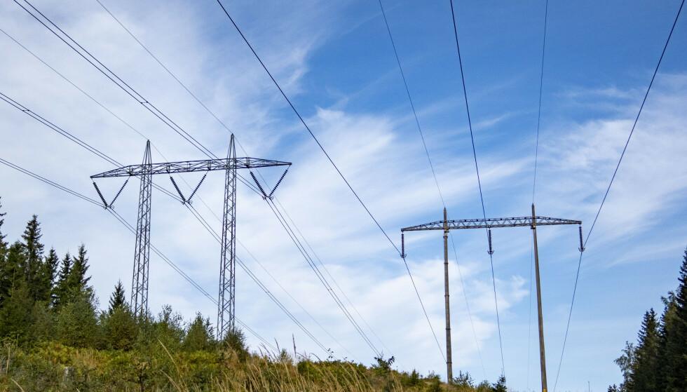 STRØMPRIS: Nei, du fikk faktisk ikke betalt for å bruke strøm. Foto: Paul Kleiven / NTB