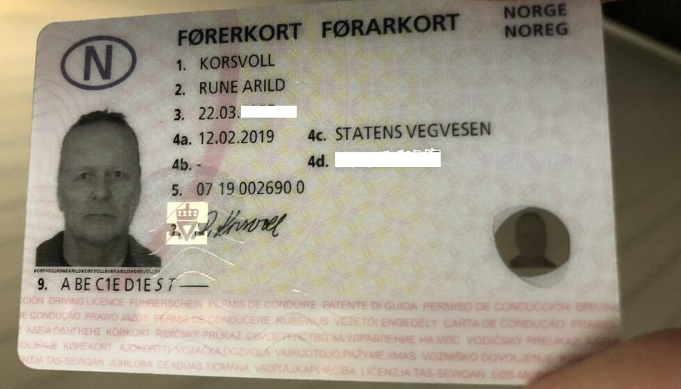 TILHENGER-LAPPEN: Har du fører kort i klasse BE – altså med «tilhenger-lappen» er det enkelt. Mangler du E-en, er regelverket komplisert. Foto: Rune Korsvoll