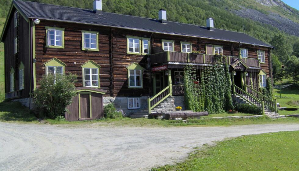 Tradisjon: Trollheimen kan by på flotte turer, og Bårdsgarden er et flott utgangspunkt. Foto: Turistforeningen
