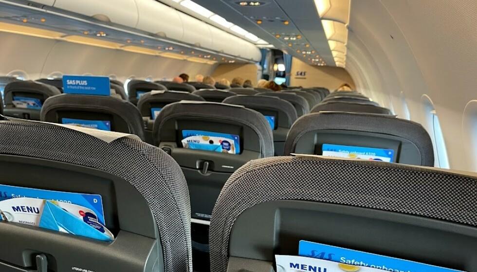 Pengene eller flyreise: Har du en gammel SAS-voucher så kan du få pengene tilbake? Sjekk rettighetene dine. Foto: Odd Roar Lange