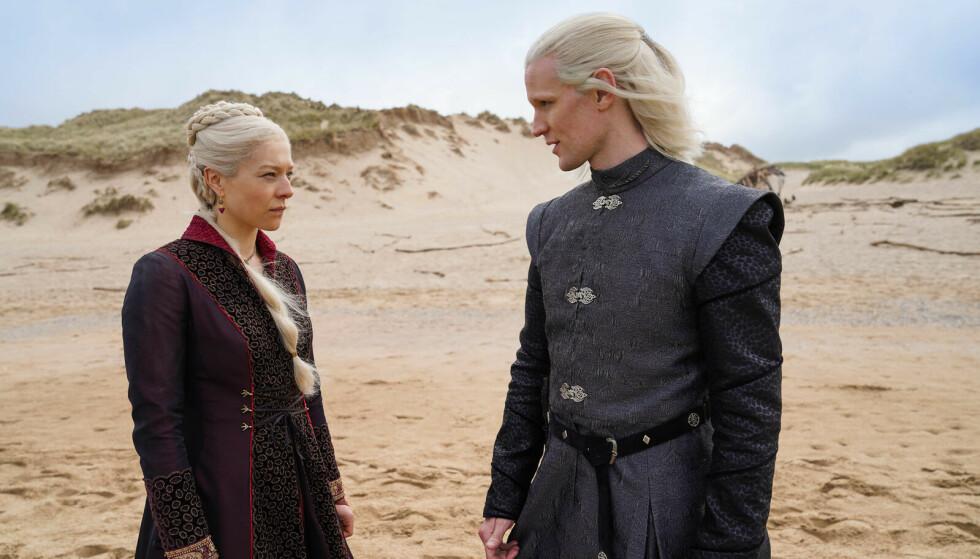 House of Dragon er en av storsatsingene til HBO Max. Foto: HBO Max
