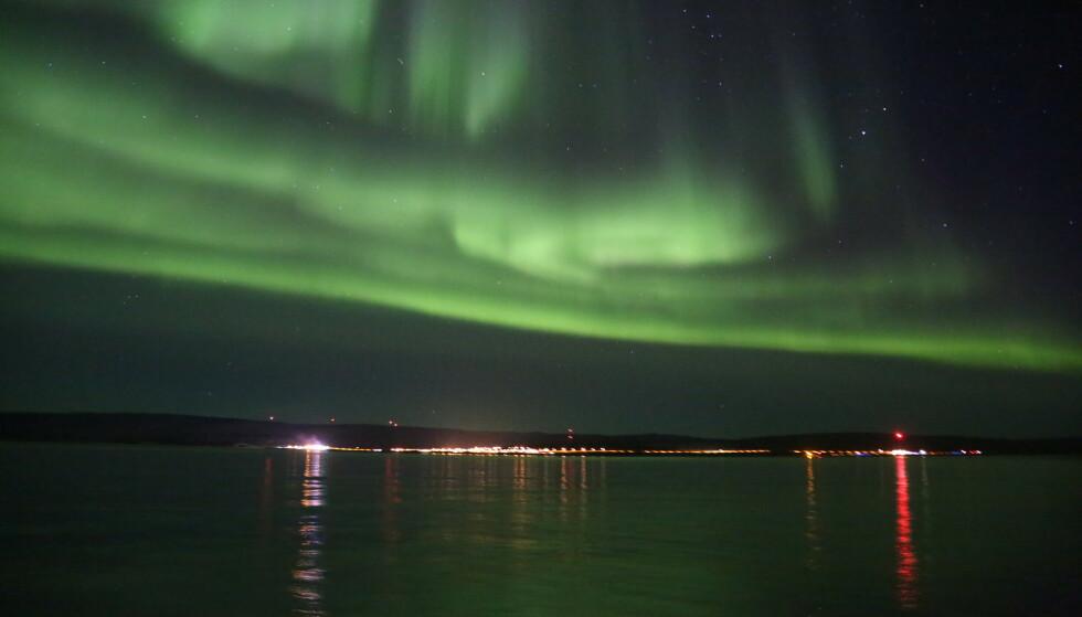 Jakten på lyset: Nordlyset er tilbake. Ta med kamera ut og fang lyset. Foto: Odd Roar Lange/The Travel Inspector