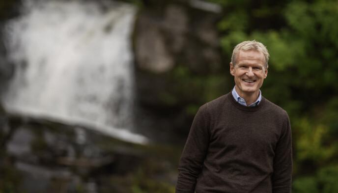 UTFORDRER: - Vi vil kjempe kundenes kamp, sier Haakon Dyrnes i Klarkraft.