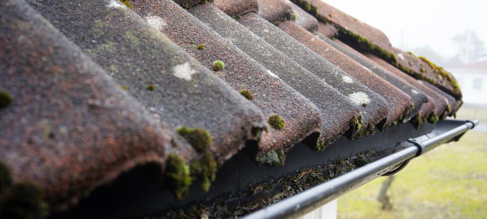 – Kan risikere å bytte tak