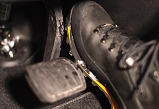 Bremsene svikter, airbagen virker ikke