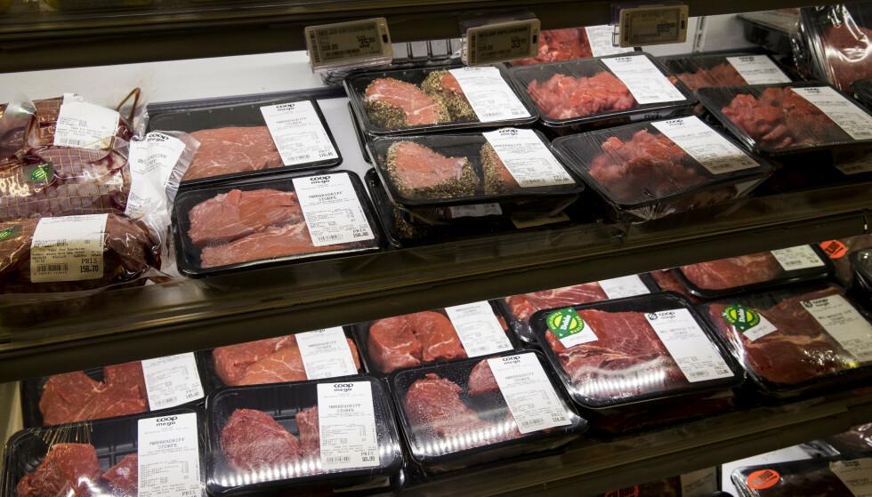 MATBUTIKK: En undersøkelse fra Forbrukerrådet viser at mange føler seg lurt i matbutikken. Foto: Terje Pedersen / NTB