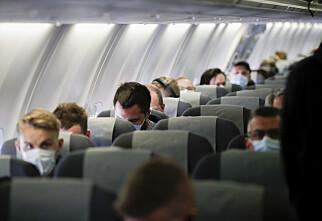 Nå blir flyreisene som «i gamle dager»