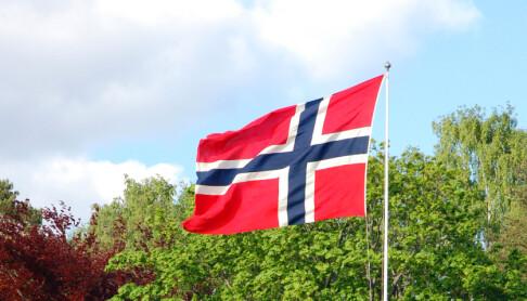 Image: Flaggreglene gjelder ikke alle