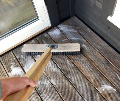 Image: Unngå dette ved terrassevask