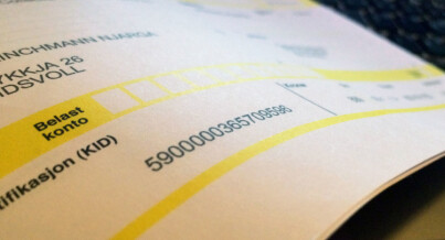 Image: Slå sammen boliglån og studielån?