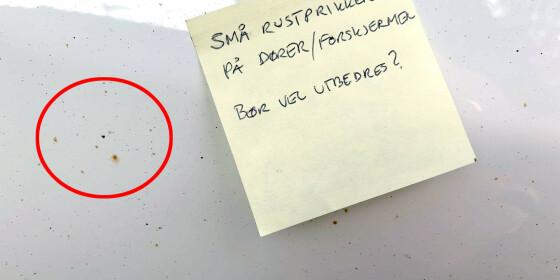 Image: - Slik rust er ingen garantisak