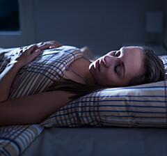 Image: Ekstra viktig på soverommet