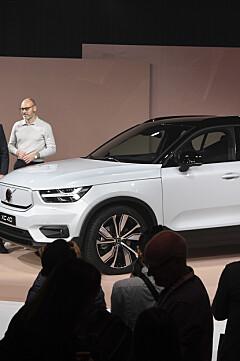Image: Volvoen får lengre rekkevidde