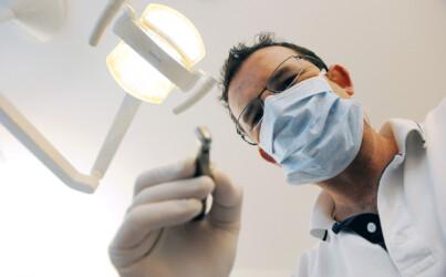 Image: Får gratis tannlege