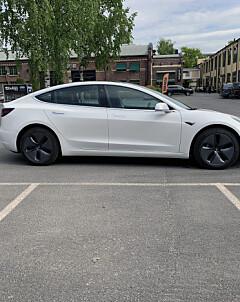Image: Tesla med kraftig priskutt