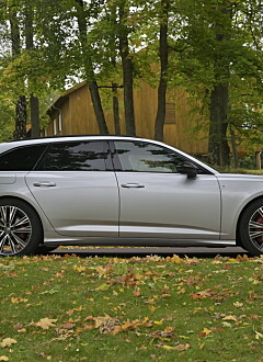 Image: TEST: Audis lekreste