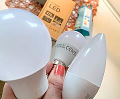 Image: De beste LED-pærene