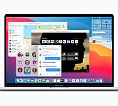 Image: Store Mac-endringer på vei