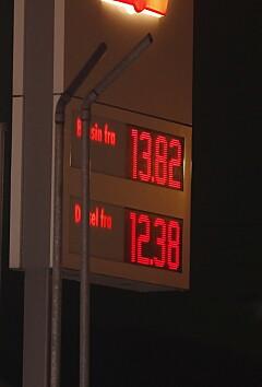 Image: Dieselavgiften senkes