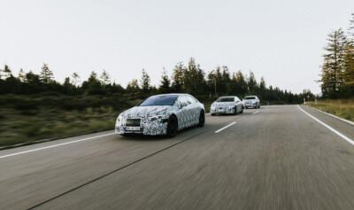 Image: Seks nye premium-elbiler på vei