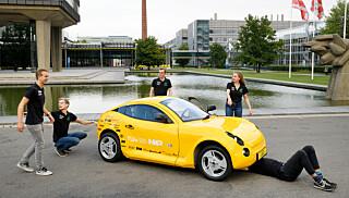 Image: Denne elbilen er ren søppel