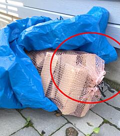 Image: - Pakk den i plast