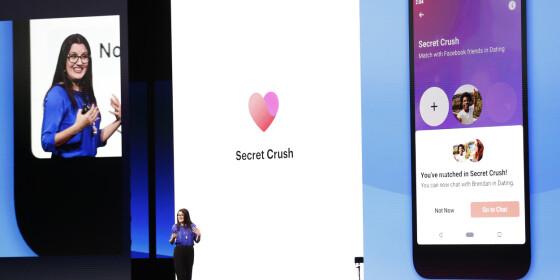 Image: Facebooks Tinder-konkurrent lansert i Norge