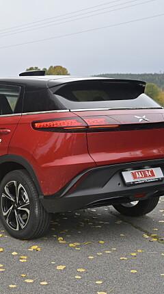 Image: Test av Kina-SUV: Billig hi-tech