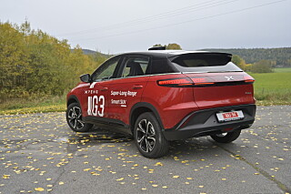 Image: Test av Kina-SUV: Billig hi-tech