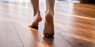 Image: Bli kvitt knirk i gulvet