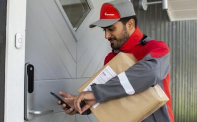 Image: Posten ruller ut ny løsning